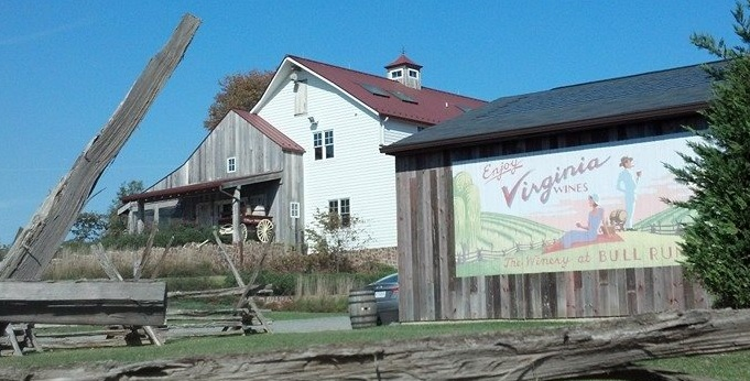 the winery at bull run virginia
