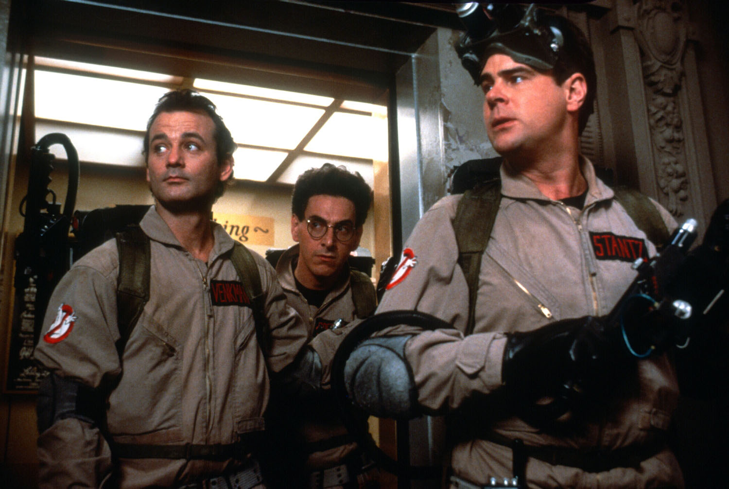 The Ghostbusters