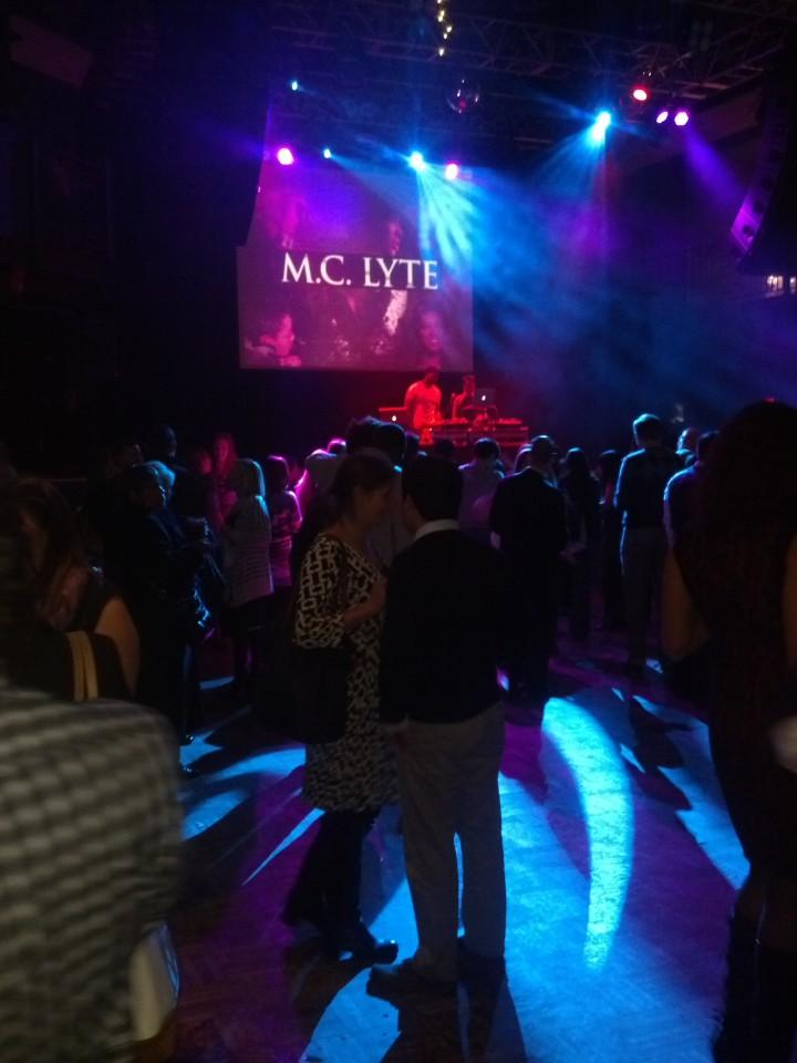 M.C. Lyte 9:30 Club