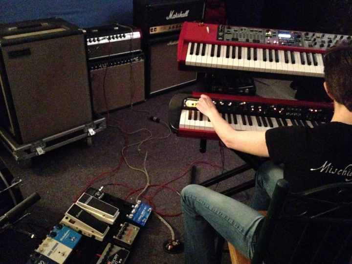 amps and keys are epic